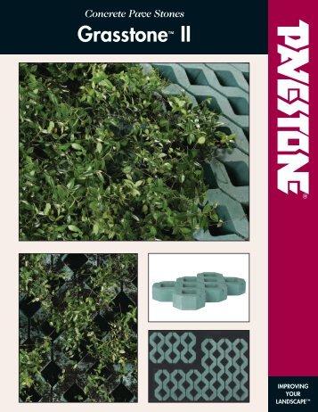 Grasstone™ II - Pavestone