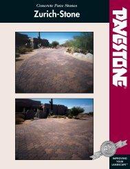 CM 063 Zurich Stone Cut Sheet - Pavestone