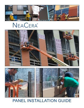 Download the NeaCera Installation Guide as a ... - Avenere Cladding