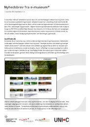 Nyhedsbrev nr. 6 2012 - Emu