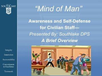 Mind of Man - Texas Court Clerks Association