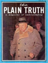 Plain Truth 1965 (Prelim No 02) Feb - And He said to them,
