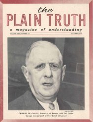 Plain Truth 1964 (Vol XXIX No 12) Dec - And He said to them,