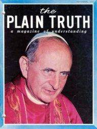 Plain Truth 1965 (Prelim No 11) Nov - Lcgmn.com