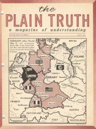 Plain Truth 1961 (Vol XXVI No 07) Jul - And He said to them,