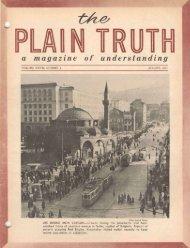Plain Truth 1962 (Vol XXVII No 08) Aug - Lcgmn.com