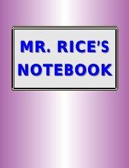 Mr. Rice's Notebook – Ambassador College - Lcgmn.com