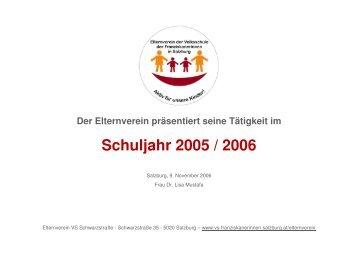 (Microsoft PowerPoint - Pr\344sentation_elternverein0911.ppt)
