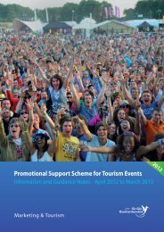 Promotional Support Scheme for Tourism Events - Discover ...