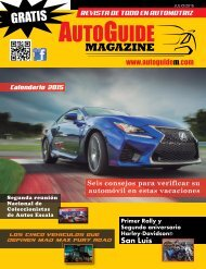 Auto Guide Magazine No1