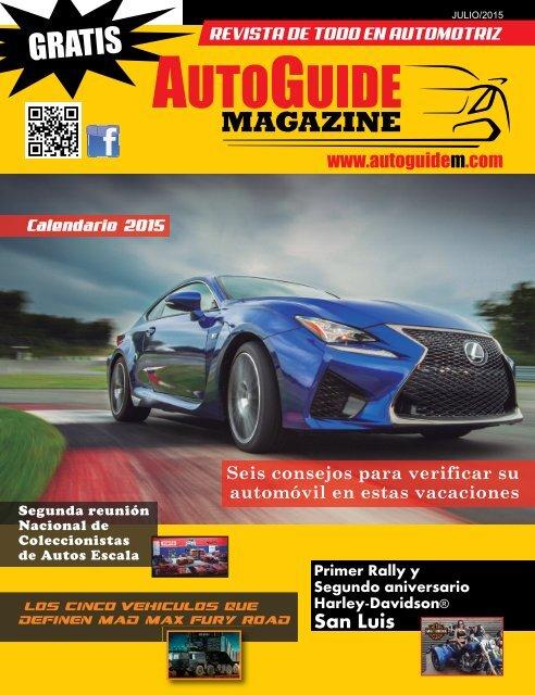 Auto Guide Magazine No1