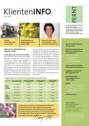 April 2013 - Mag. Eva Pernt Wirtschaftstreuhand KEG