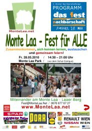 Flyer zum runterladen (PDF) - MonteLaa.net