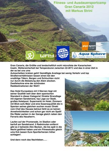 Gran Canaria 2011 - Clubyourway