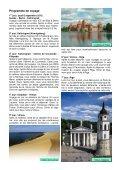 Les perles de la Baltique et Kaliningrad du 6 au 17 ... - SERVRail - Page 2