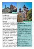 Les perles de la Baltique et Kaliningrad du 6 au 17 ... - SERVRail - Page 3