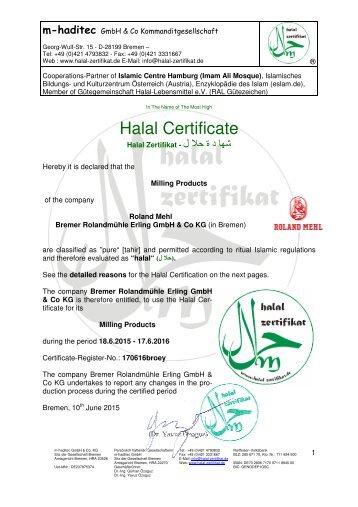 KENYA BUREAU OF HALAL CERTIFICATION - NET84