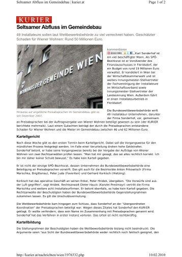 Absprachen - Olof-Palme-Hof