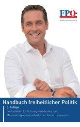 Handbuch 3. Auflage - FPÖ Burgenland