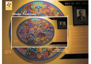 Estados Financieros - Secretaría de Finanzas