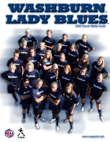 2009 Media Guide - Washburn Athletics