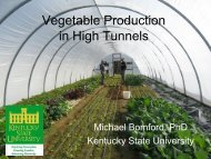 6 MB pdf - Kentucky State University Organic Agriculture Working ...