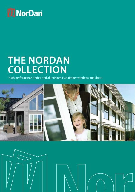 THE NORDAN COLLECTION - Build It Green