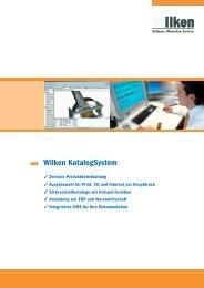 Produktbroschüre Wilken Katalog System - GECOS GmbH