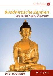 PDF: Programm Österreich - Diamantweg-Buddhismus Karma ...