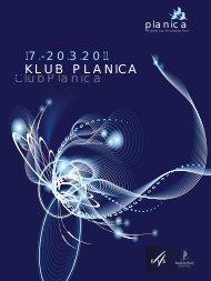 ClubPlanica KLUB PLANICA