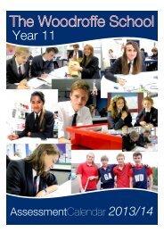 October 2013 - The Woodroffe School