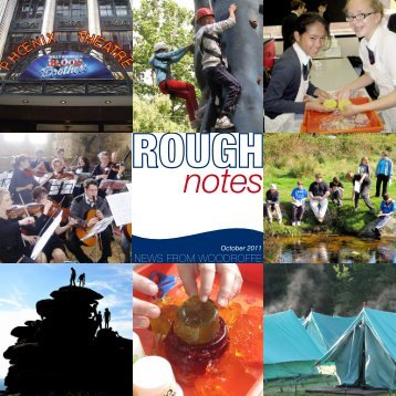 October 2011 Issue - The Woodroffe School