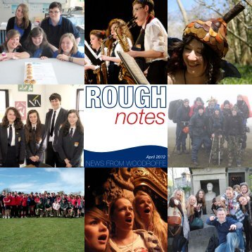 April 2012 Issue - The Woodroffe School