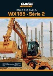WX185 - Série 2 - sotradies
