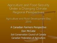 Download presentation - Agriculture, Landscapes and Livelihoods ...