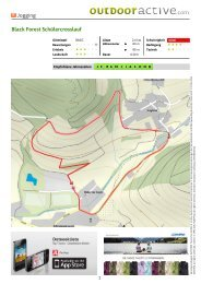 Jogging Black Forest Schülercrosslauf - trail-maniak