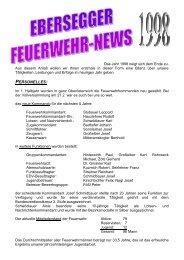 PERSONELLES: - Seniorenbund Steyr Land