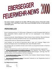 PERSONELLES - Seniorenbund Steyr Land