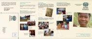 Die Welt verändern, ein Leben nach dem anderen - ADRA Österreich