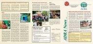 ADRA News Nr. 1/2011 - ADRA Österreich
