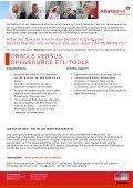 IM FOKUS: ORACLE VERSUS OPENSOURCE OLAP-TOOLS - Seite 2