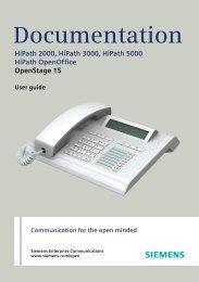 Siemens für HiPath 500//3000 Clock Module Small Unify T-Octopus F CMS