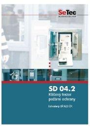 Překlad - Prospekt trezor-SD04.2.pdf - Profesionální protipožární ...
