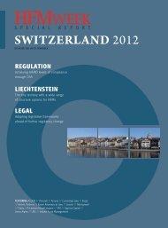 SWITZERLAND 2012 - Dobrauz-Saldapenna