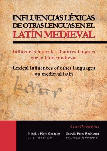 PÉREZ RODRÍGUEZ, ESTRELLA (eds.)