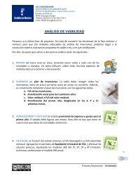 ANÁLISIS DE VIABILIDAD - PROYECTO EMPRESARIAL 2.0 - IES ...
