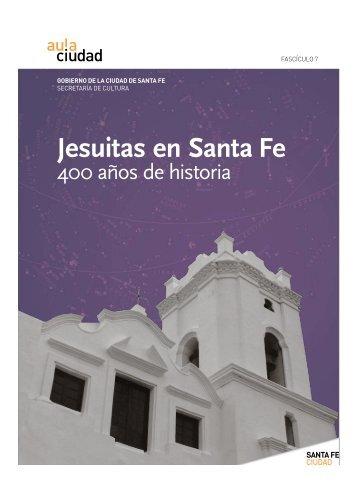 Jesuitas en Santa Fe - Santa Fe Ciudad