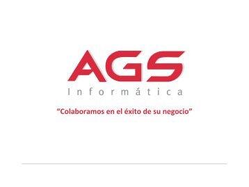 Dossier empresa - ags informatica