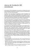 Publicación OCDE. 2006 - Fundación SES - Page 7