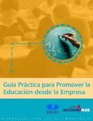 Guía Práctica para Promover la Educación desde la Empresa